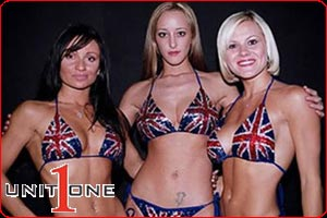 The UK Centrefolds from Manchester's Unit One Entertainment - Tele 0161 788 8444