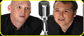 Comedians available from Manchester's Unit One Entertainment - Tele 0161 788 8444