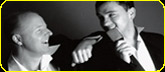 Rat-Pack, Swing & Jazz Artistes available from Manchester's Unit One Entertainment - Tele 0161 788 8444