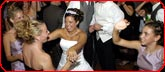 Wedding DJs available from Manchester's Unit One Entertainment - Tele 0161 788 8444