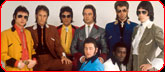 Showaddywaddy from Manchester's Unit One Entertainment - Tele 0161 788 8444