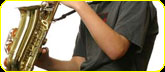 Saxophonists from Manchester's Unit One Entertainment - Tele 0161 788 8444