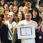 Darren-Goulden hosts his 1000th SpeedQuizzing Event